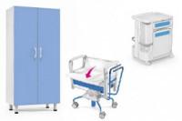 Culle ospedaliere per neonati