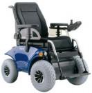 Carrozzine elettriche per disabili