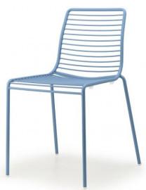Sedie design in metallo