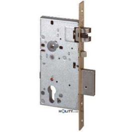 Serratura meccanica per porte d ingresso h0407