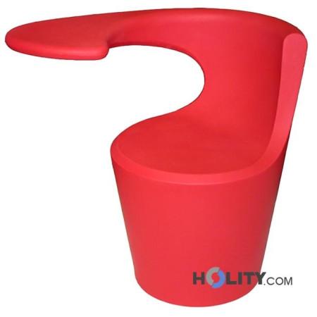 poltrona-rossa-in-polietilene-h8401