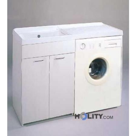 Ikea lavatoio lavatrice infissi del bagno in bagno - Ikea lavanderia mobili ...