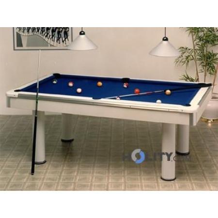 Biliardo trasformabile in tavolo h18715 - Tavolo da biliardo professionale ...
