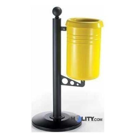 cestino-porta-rifiuti-in-acciaio-con-paletto-h10949
