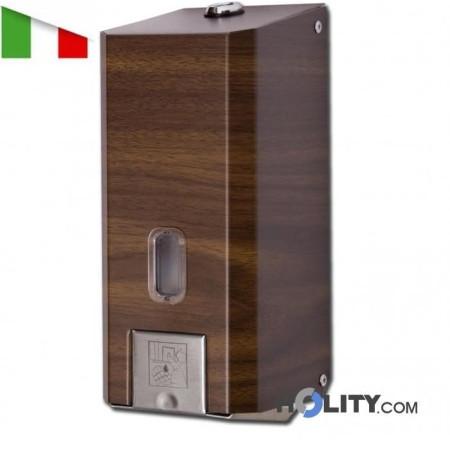 distributore-di-sapone-liquido-1-litro-in-acciaio-effetto-legno-h18517