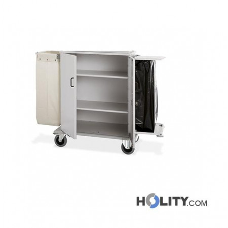 carrello-portabiancheria-per-hotel-con-sportelli-h22100