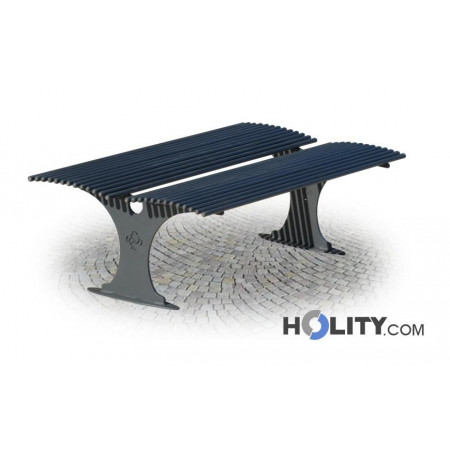 panchina-doppia-seduta-in-acciaio-h28754