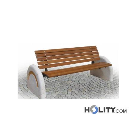 panchina-con-laterali-in-cemento-per-arredo-urbano-h28773