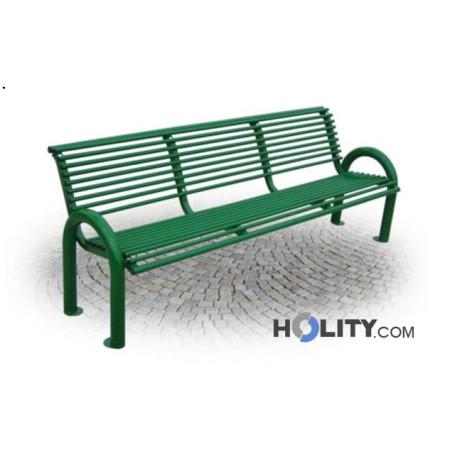 panchina-per-arredo-urbano-in-acciaio-zincato-h287-112