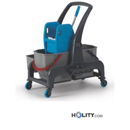 carrello-pulizia-con-strizzatore-e-3-secchi-h504-28
