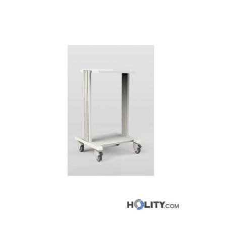 carrello-per-elettromedicali-2-ripiani-h619_01