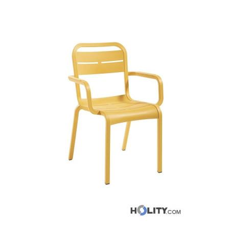 sedia-con-braccioli-per-outdoor-h7837
