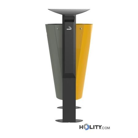 porta-rifiuti-con-posacenere-per-raccolta-differenziata-h8646