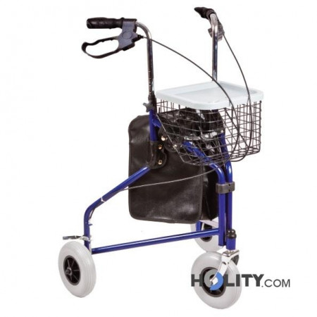 rollator-a-tre-ruote-pieghevole-termigea-h23017