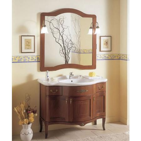 Mobile bagno classico in legno h11301 - Applique per bagno classico ...