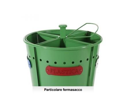 Credenza Per Raccolta Differenziata : Cerchi cestone per raccolta differenziata rifiuti urbani lt