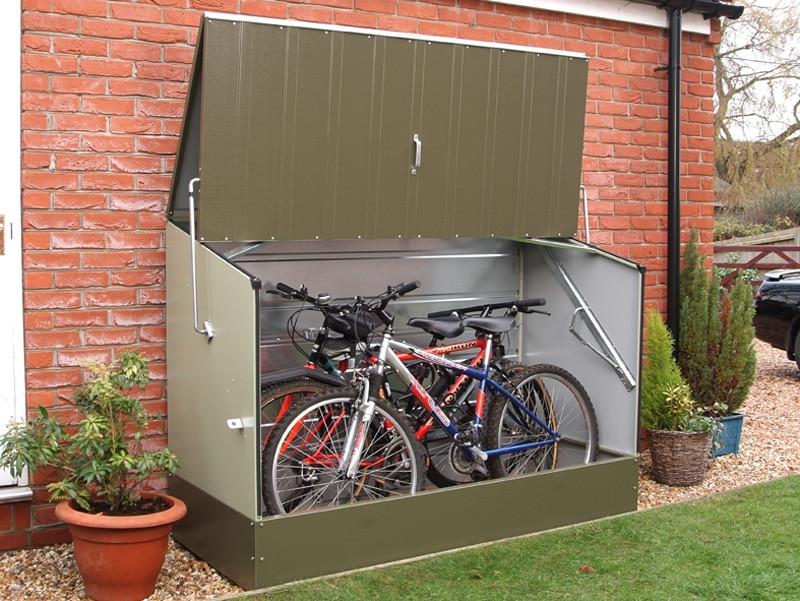 Box da giardino per biciclette h26805 for B w da esterno