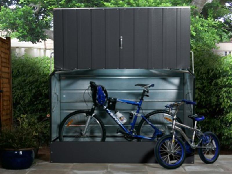 Box da giardino per biciclette h26805 - Box da giardino ...