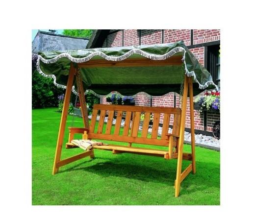 Dondolo da giardino in legno h24816 for Dondolo da giardino usato