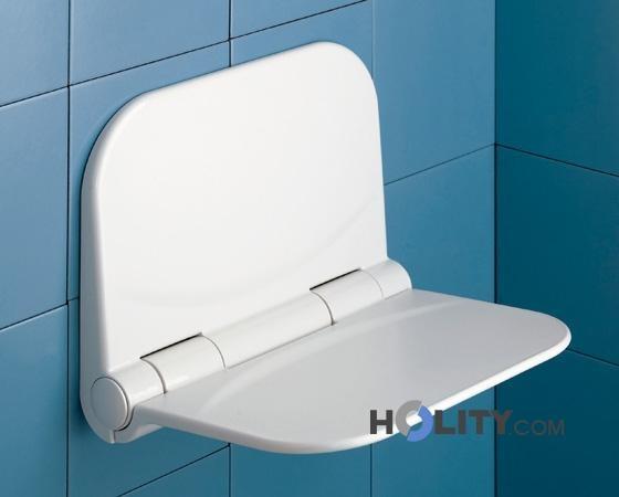 Cerchi sedile ribaltabile per doccia antiscivolo e senza spigoli h10736?