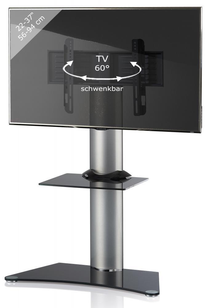 Piantana porta tv con ripiano h25501 - Ripiano porta tv ...