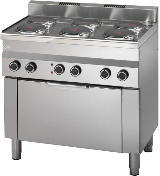 Cerchi Cucina Elettrica Per Ristoranti Con Forno A Convezione H35961