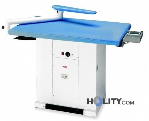 Tavolo da stiro termoaspirante professionale con braccio - Foppapedretti tavolo da stiro ...