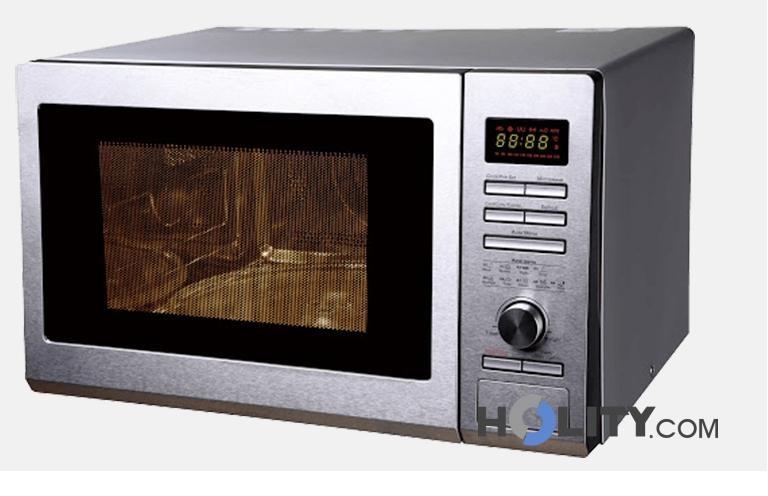 Forno a microonde combinato con funzione grill h18927 - Forno e microonde combinato ...