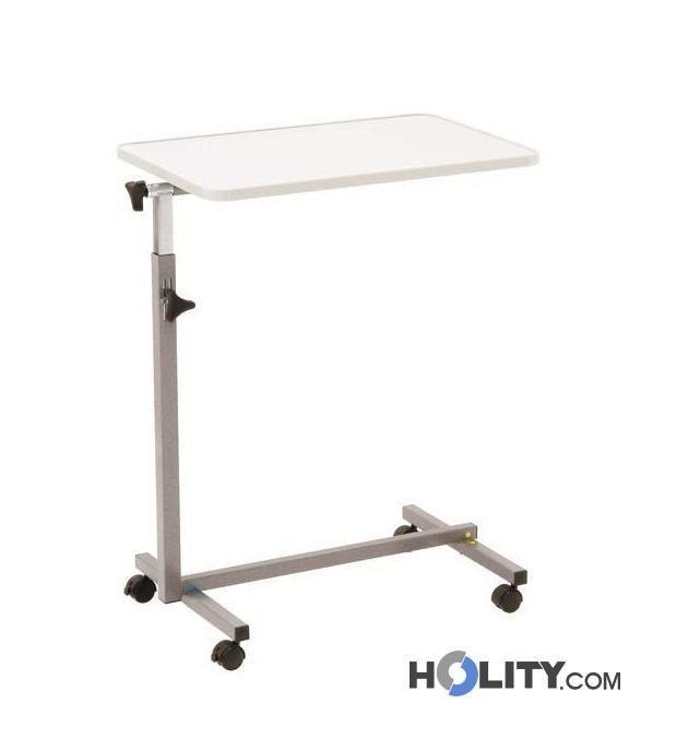 Tavolino Da Letto.Tavolino Da Letto Degenza Regolabile In Altezza H44802
