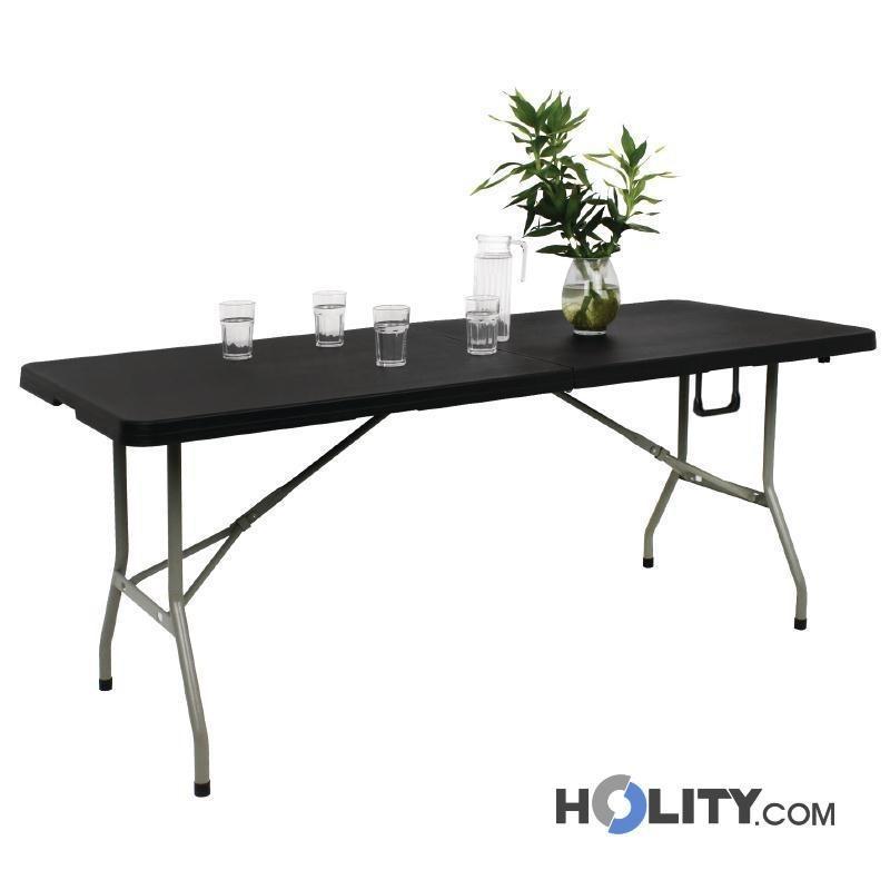 Tavoli Pieghevoli Plastica Per Catering.Cerchi Tavolo Pieghevole Da Catering H464 62