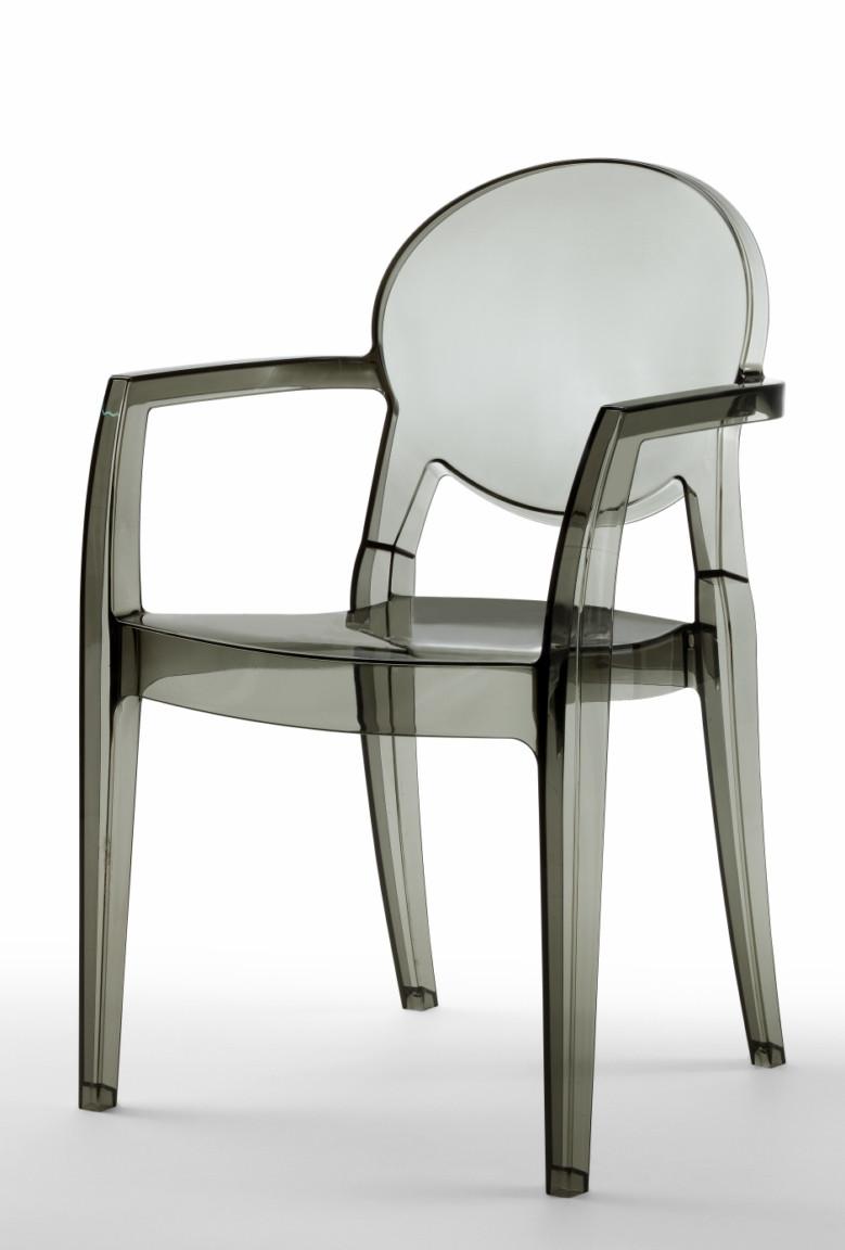 Sedie Plastica Trasparente Design.Cerchi Sedia Igloo Scab Design In Plastica H7406