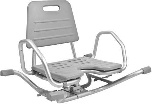 Sedile girevole da vasca in alluminio h8901 - Sedia per vasca da bagno ...