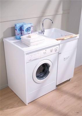 Mobile copri lavatrice h21010 - Mobile porta lavatrice ...