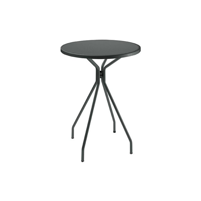 Cerchi tavolo alto da giardino emu h19265 for Tavolo tondo alto