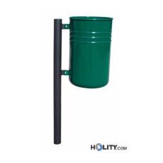 cestino-porta-rifiuti-a-palo-in-acciaio-zincato-h109198