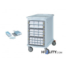 carrello-farmacia-double-face-h1355