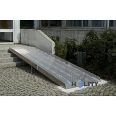 Rampa di accesso per disabili h23708