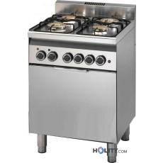 cucina-professionale-a-gas-con-forno-elettrico-a-convezione-h35952