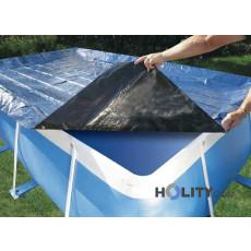 Copertura per piscine fuoriterra in tessuto di polipropilene 4,20 x 2,65 mt h17420