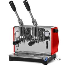 Macchina per caffè espresso professionale 2 gruppi in acciaio h13102