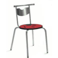 Sedia impilabile per esterno giardino e bar h15119