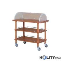 carrello-portavivande-in-legno-con-cupola-3-piani-h09124