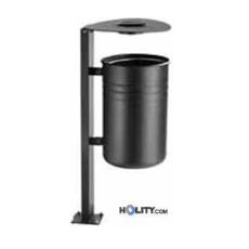 cestino-porta-rifiuti-con-posacenere-in-acciaio-zincato-h10943