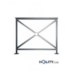 barriera-di-delimitazione-perimetrale-e-croce-centrale-h10992