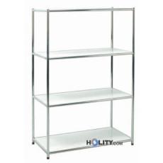 libreria-in-acciaio-h12241