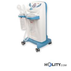 aspiratore-chirurgico-carrellato-con-2-vasi-da-2lt-h13-112