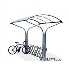 rastrelliera-per-biciclette-con-para-pioggia-h14056