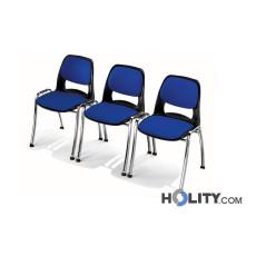 sedia-conferenza-con-ganci-imbottita-ed-impilabile-h15936