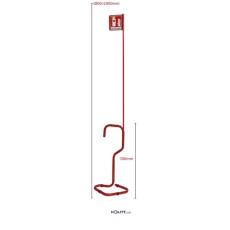 piantana-porta-estintore-con-cartello-h214-51