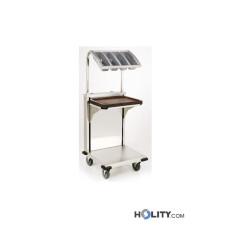 carrello-per-distribuzione-posate-e-vassoi-h215-203
